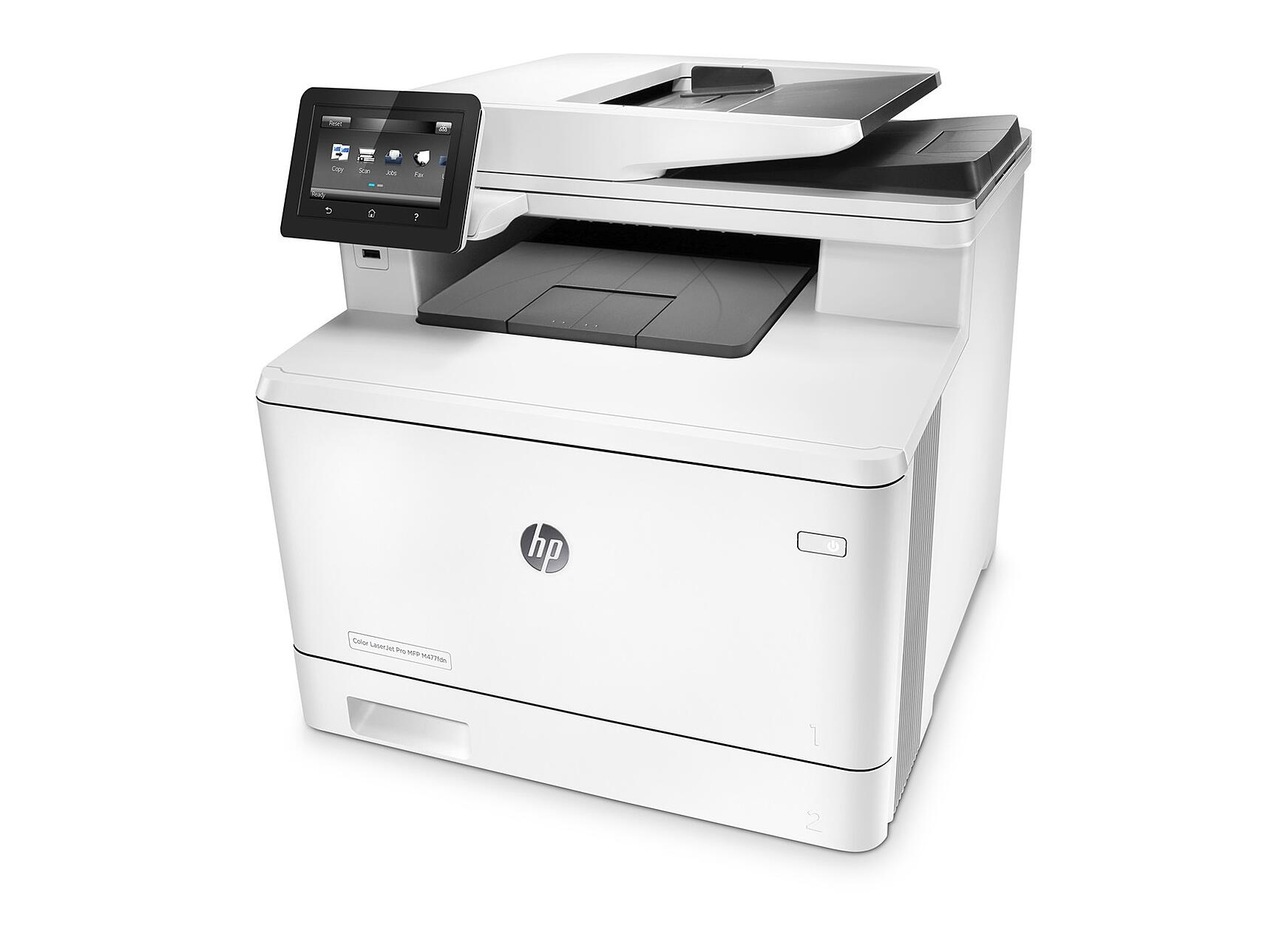 HP Color LaserJet Pro M477fdn Multifunction Printer with Fax-1