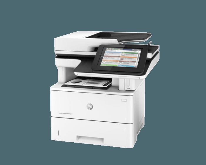 HP LaserJet Enterprise MFP M527f All in One Printer-1
