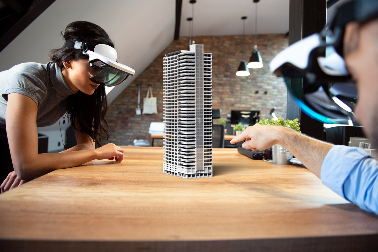looking-at-building-with-VR