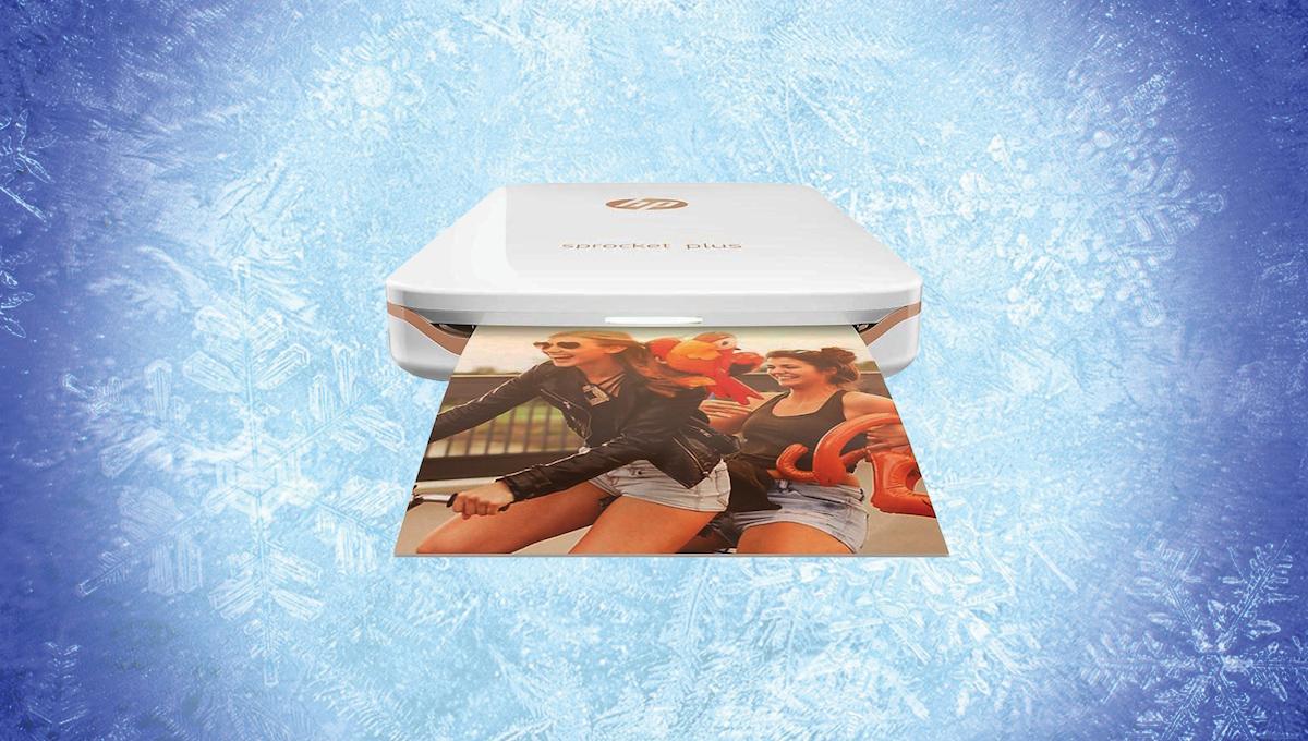 Day 5: HP Sprocket Plus Printer