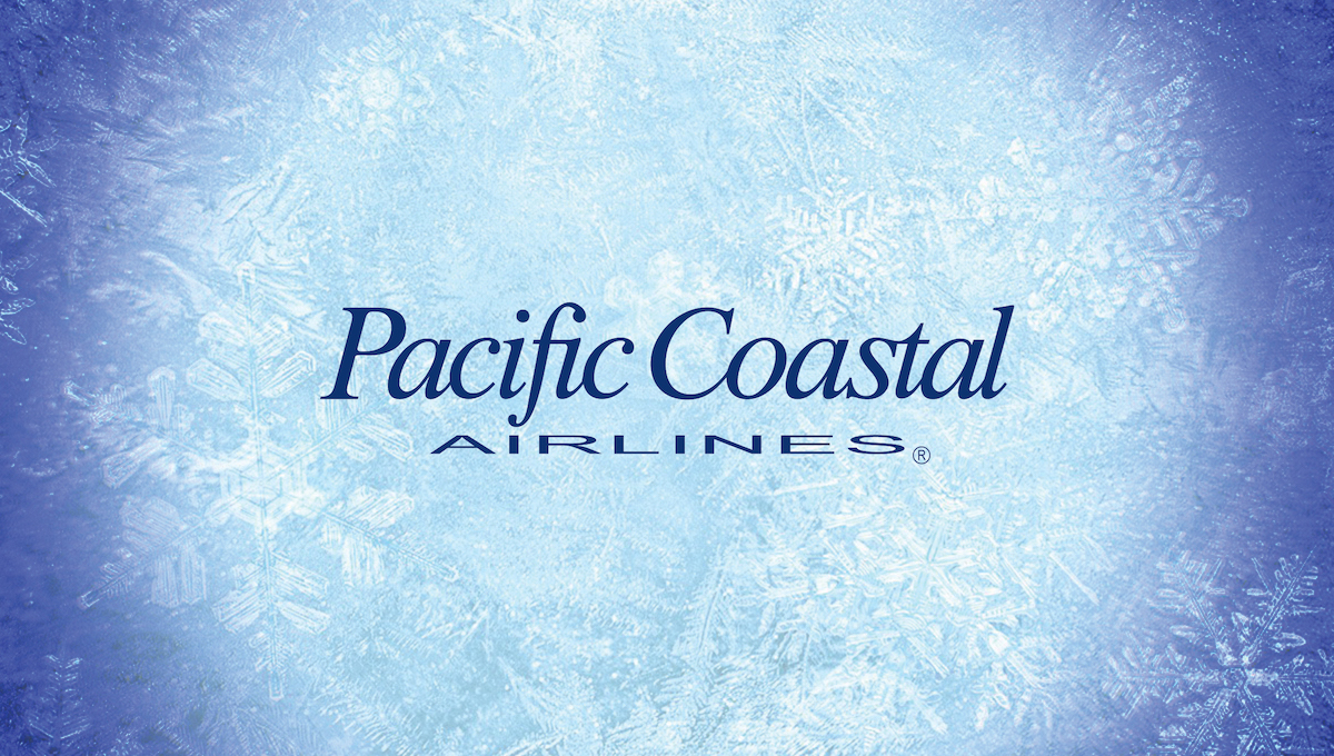 Day 6: $1000 Pacific Coastal Airlines Voucher
