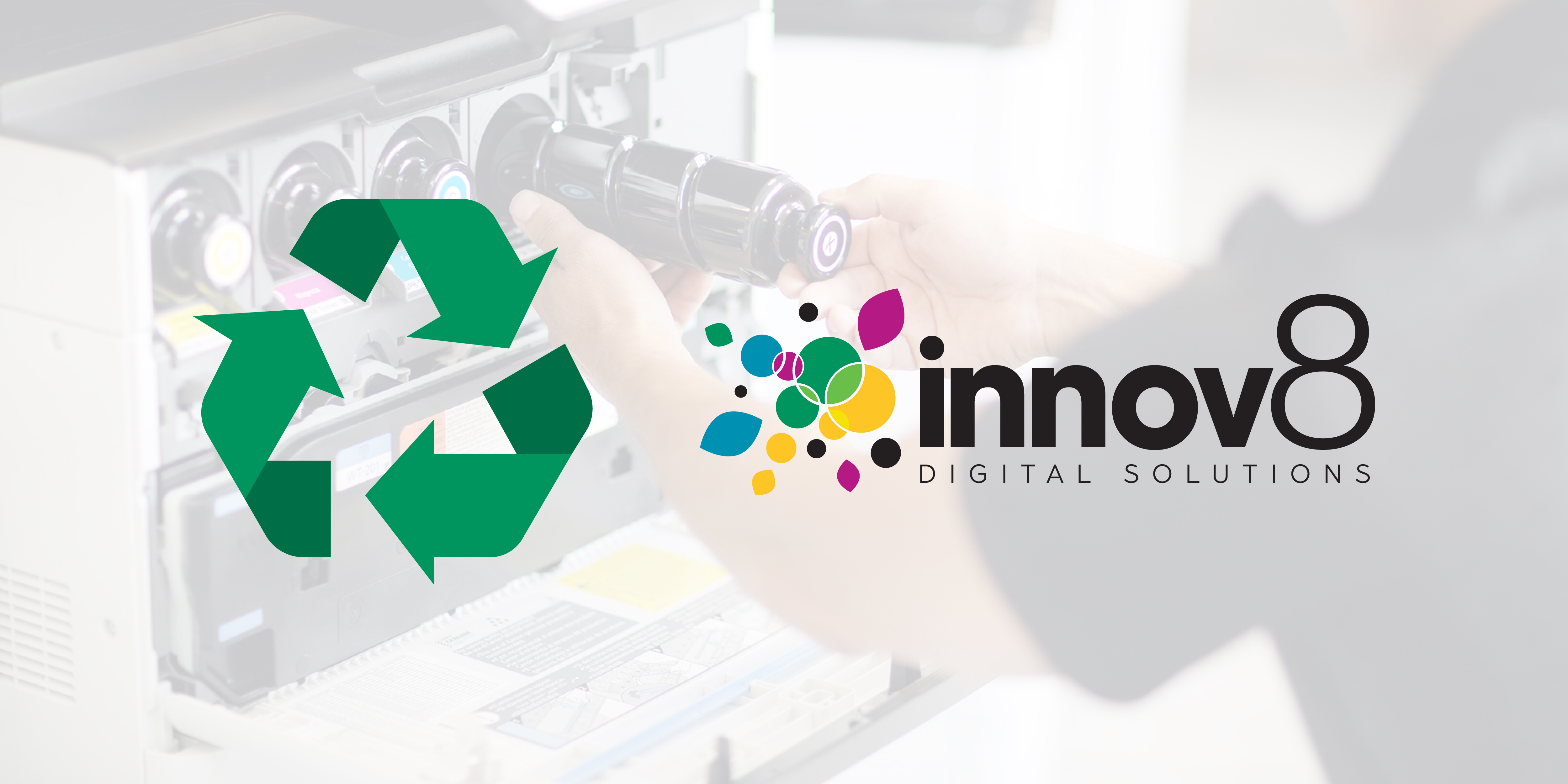What Makes innov8 a 'Green' Printing Solutions Company?
