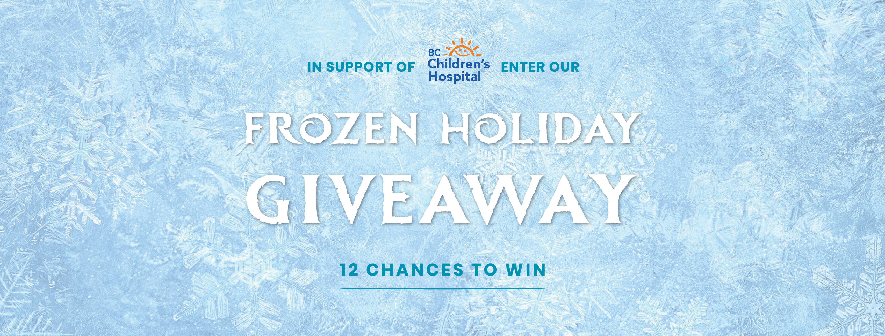 Frozen Holiday Giveaway Teaser