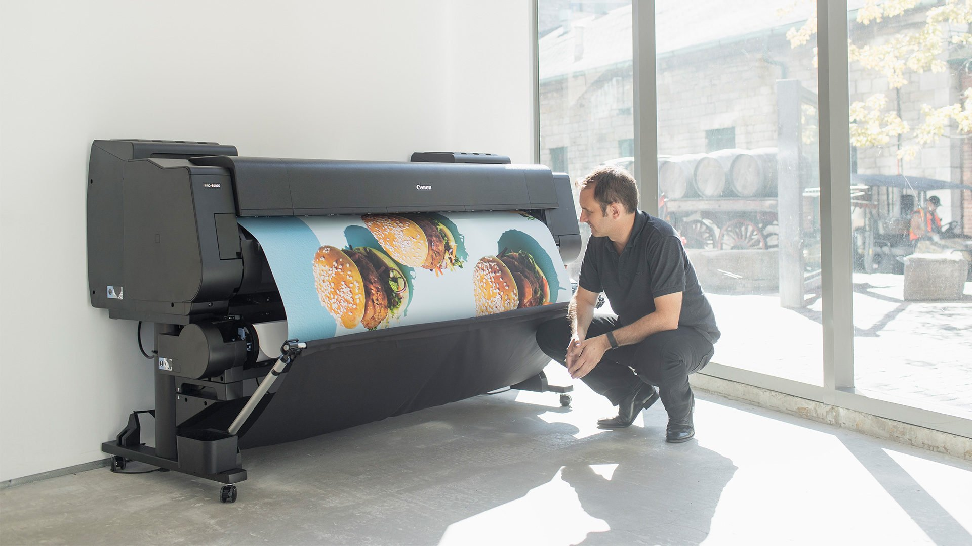 Thinking About Investing in a Wide-Format Printer? Here's What You Need to Consider